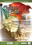 2016 Comhaltas Concert Tour of Britain - Echoes of Erin