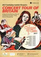 2017 Comhaltas Concert Tour of Britain