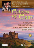 Comhaltas Tour Of Britain 2012 - Echoes Of Erin