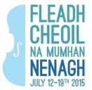 Fleadh Cheoil Mumhan 2015, Nenagh