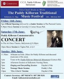 The Paddy Killoran Traditional Music Festival