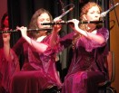 2007 Tour - Two Flutists
