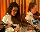 ComhaltasLive #256 - 2: A New York trio of fiddle players play some hornpipes