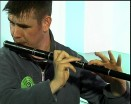 ComhaltasLive #261-4: Padraig Swift on Flute with some Jigs