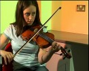 ComhaltasLive #261-5: Rosie Ferguson on Fiddle with a set of Reels