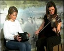 ComhaltasLive #266-5: Joan Hanrahan and Dympna O'Sullivan with a set of Reels