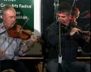ComhaltasLive #285-3: John McEvoy (fiddle) with John Wynne (flute)