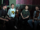 ComhaltasLive #515_13:A group of 4 University of Limerick music students