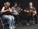 ComhaltasLive #538_13:Mary Kate Carolan, Jake James and Seagda Coyle