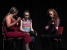 ComhaltasLive #554_1:Róise Mae Nic Giolla Bhride and Aoife, and Úna McGlinchey