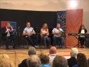 ComhaltasLive #555_5:Scoil Éigse Tutors at Fleadh Cheoil na hÉireann 2018 in Drogheda