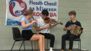 ComhaltasLive #597_8:Adrienne O' Shea, Joseph De Georgeo and Ian McKenna