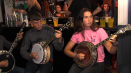 ComhaltasLive #608_12:Five banjo players from Ireland and Overseas