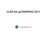 2017 Clár na gComórtas