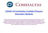 COVID-19 Education Module