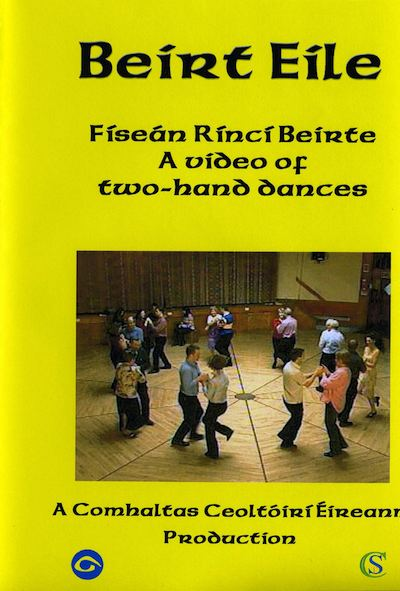 Beírt Éile DVD: A video of two-hand dances