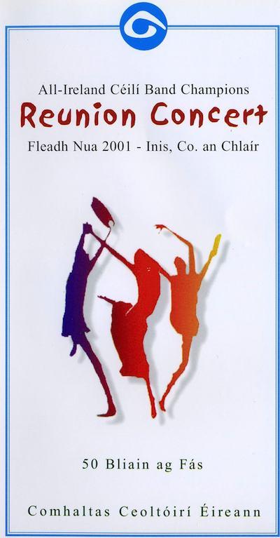 All-Ireland Céilí Band Champions Reunion Concert