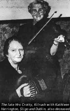 Honouring Ireland's First Lady of Concertina