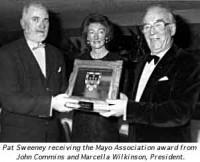 Comhaltas Award in Manchester